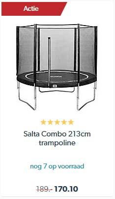 Wehkamp Salta Combo 213 Cm Trampoline