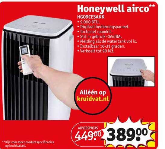 Kruidvat Honeywell Airco HG09CESAKK