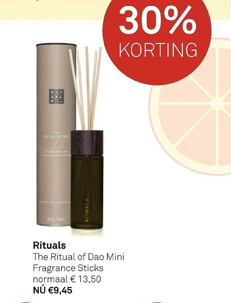 MOOI Parfumerie Rituals The Ritual Of Dao Mini 30% Korting