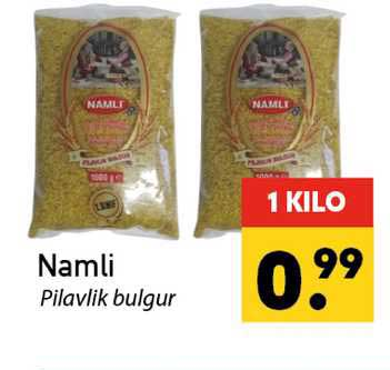 Tanger Markt Namli Pilavlik Bulgar