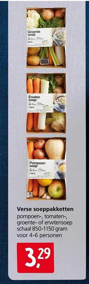 Jan Linders Verse Soeppakketten