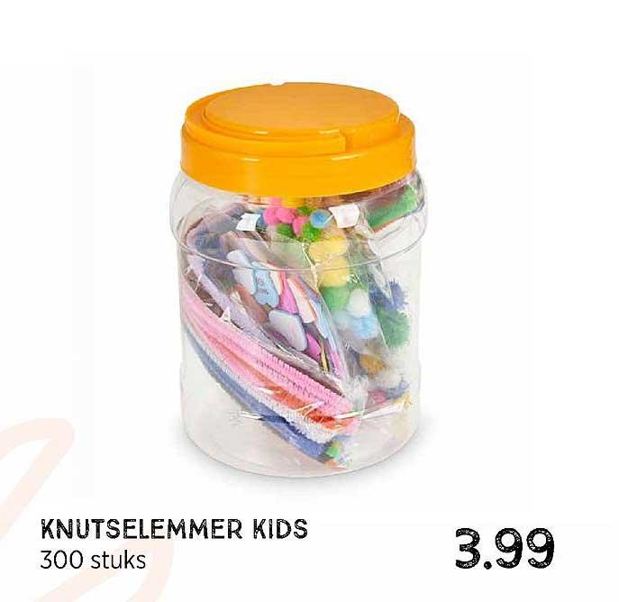 Xenos Knutselemmer Kids