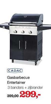 Boer Staphorst Cadac Gasbarbecue Entertainer