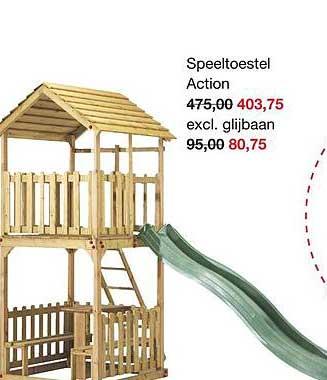 Boer Staphorst Speeltoestel Action