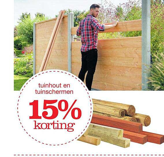 Boer Staphorst Tuinhout En Tuinschermen 15% Korting