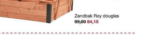 Boer Staphorst Zandbak Roy Douglas