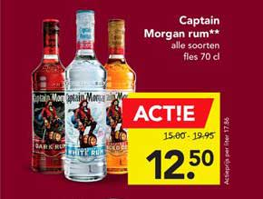 DEEN Captain Morgan Rum