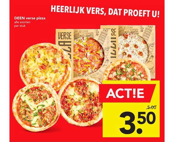 DEEN Deen Verse Pizza