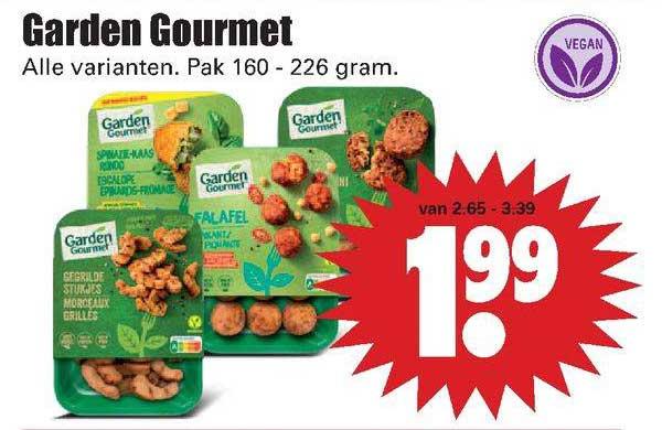 Dirk Garden Gourmet