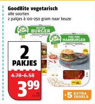 Poiesz GoodBite Vegetarisch