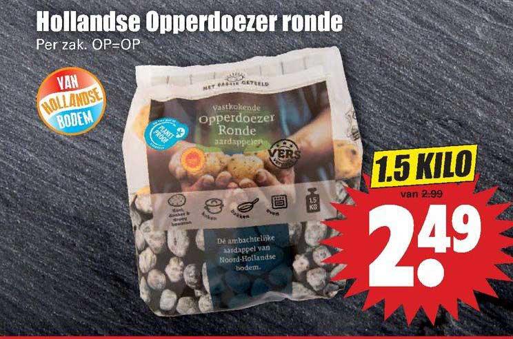 Dirk Hollandse Opperdoezer Ronde