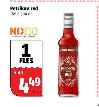 Poiesz Petrikov Red