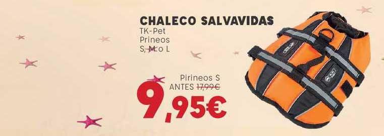 Kiwoko Chaleco Salvavidas Tk-pet Prineos S-m O L