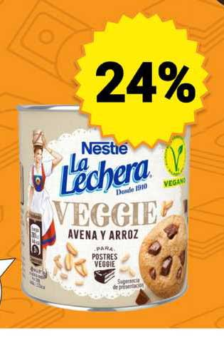 Consum 24% Nestle La Lechera Veggie Avena Y Arroz