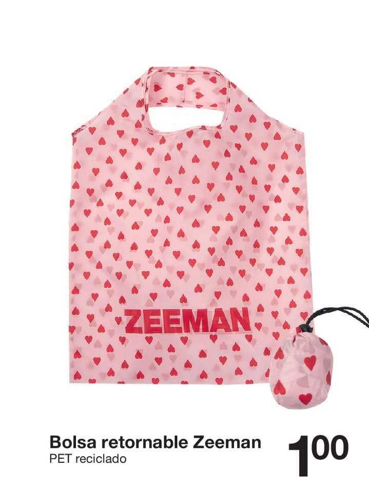 Zeeman Bolsa Retornable Zeeman