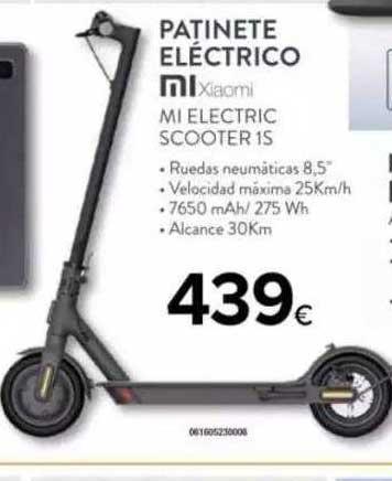 Tien 21 Patinete Eléctrico Mi Xiaomi Mi Electric Scooter 1s