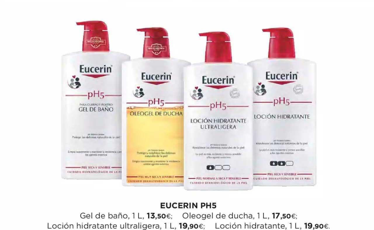 Hipercor Eucerin Ph5