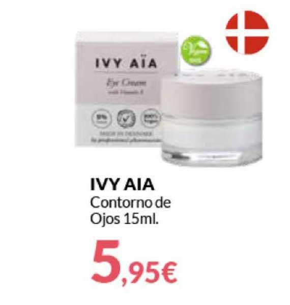 Primaprix Ivy AIA Contorno De Ojos 15 Ml