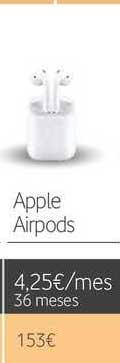 Vodafone Apple Airpods