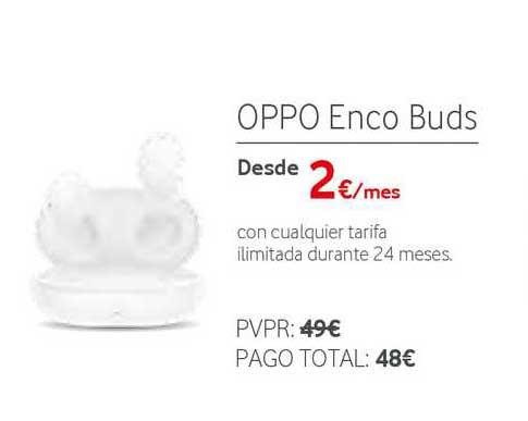 Vodafone Oppo Enco Buds