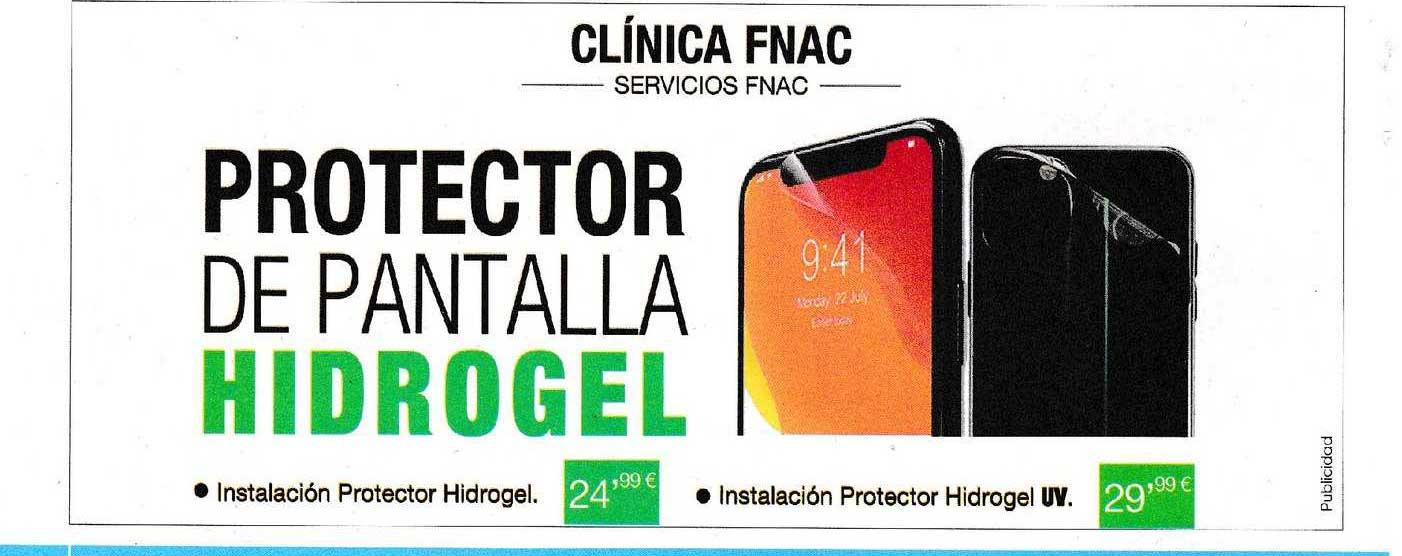 Fnac Protector De Pantalla HIDROGEL