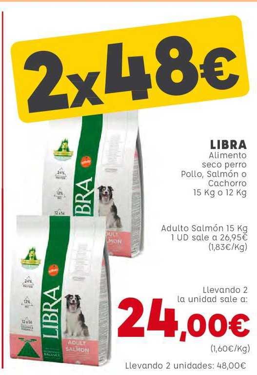 Kiwoko 2x48€ Libra