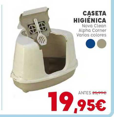 Kiwoko Caseta Higiénica Nova Clean