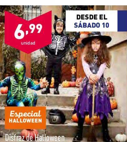 ALDI Disfraz De Halloween