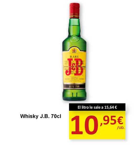 SPAR Whisky J.b. 70 Cl