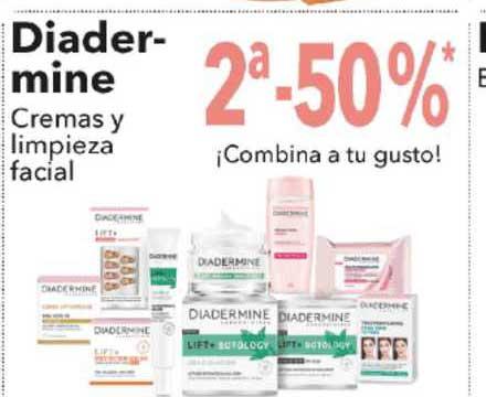 Clarel 2ᵃ-50% Diadermine Cremas Y Limpieza Facial