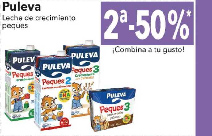 Clarel 2ᵃ-50% Puleva Leche De Crecimiento Peques