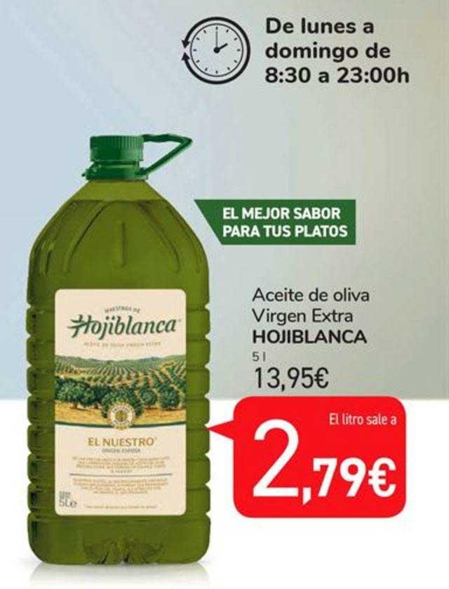 Carrefour Aceite De Oliva Virgen Extra HOJIBLANCA 5l