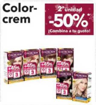 Clarel 2ª Unidad -50% ¡combina A Tu Gusto! Colorcrem