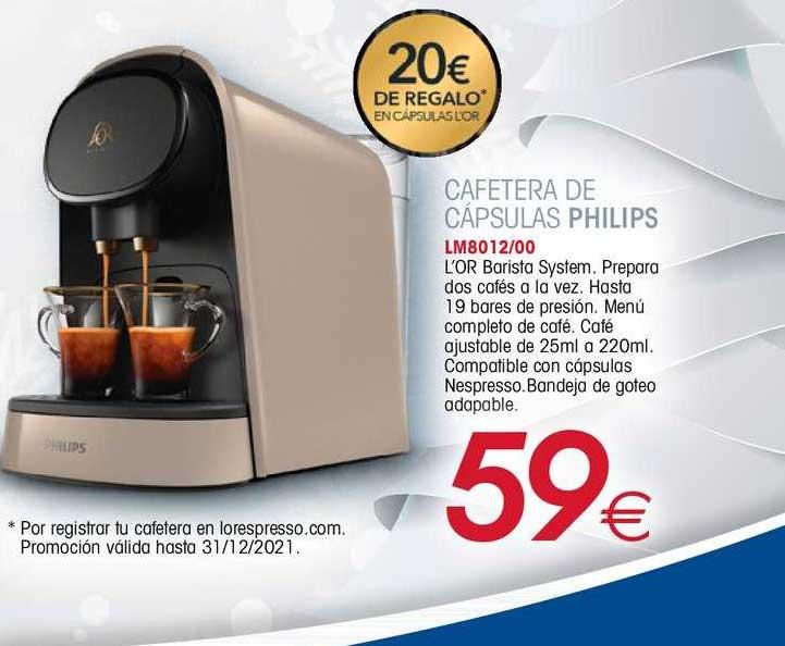 Master Cadena Cafetera De Cápsulas Philips
