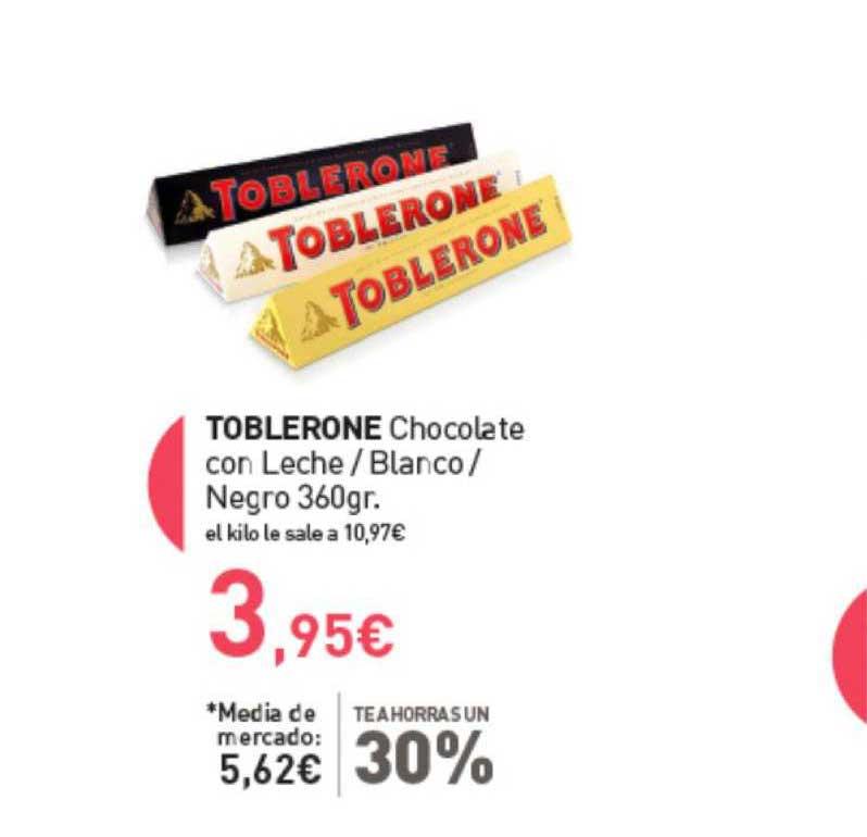Primaprix Toblerone