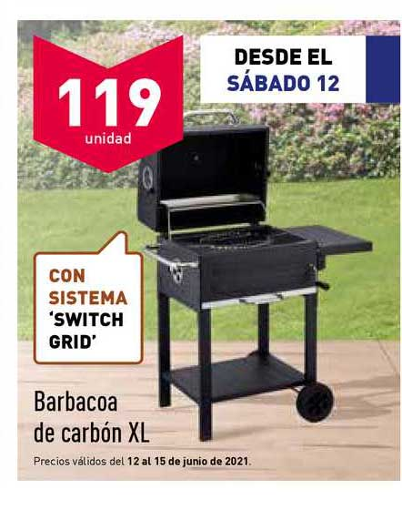ALDI Barbacoa De Carbón XL