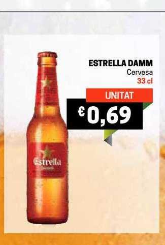 Gros Mercat Estrella Damm Cervesa