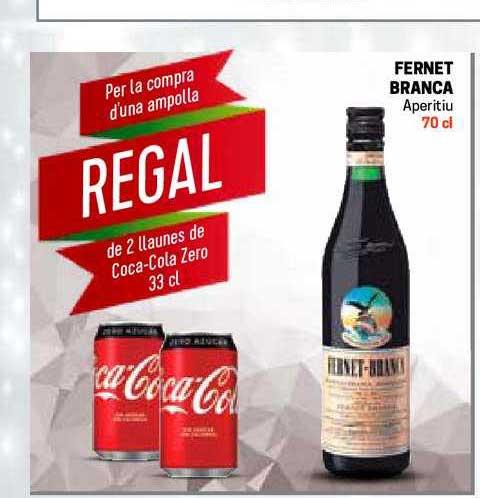 Gros Mercat Fernet Branca Aperitiu