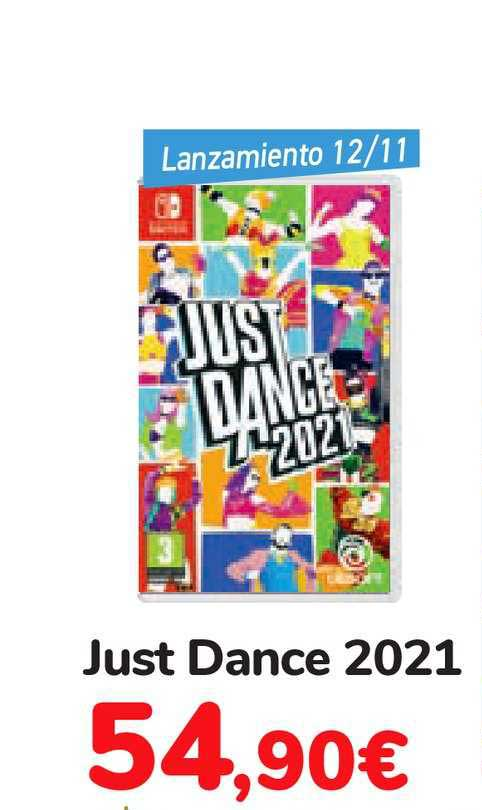 Carrefour Just Dance 2021