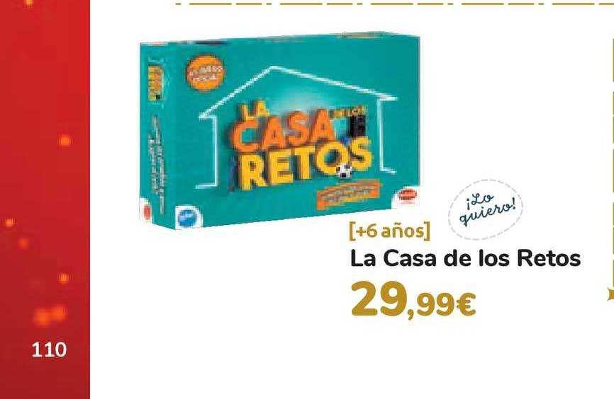 Carrefour La Casa De Los Retos