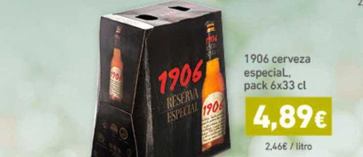 HiperDino 1906 Cerveza Especial