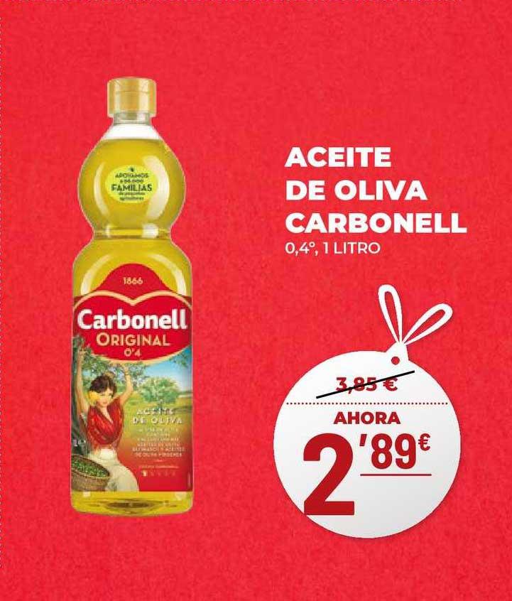 AhorraMas Aceite De Oliva Carbonell