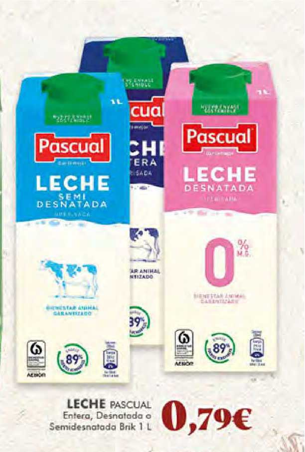 Gadis Leche Pascual