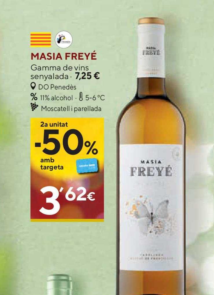 Caprabo Masia Freyé