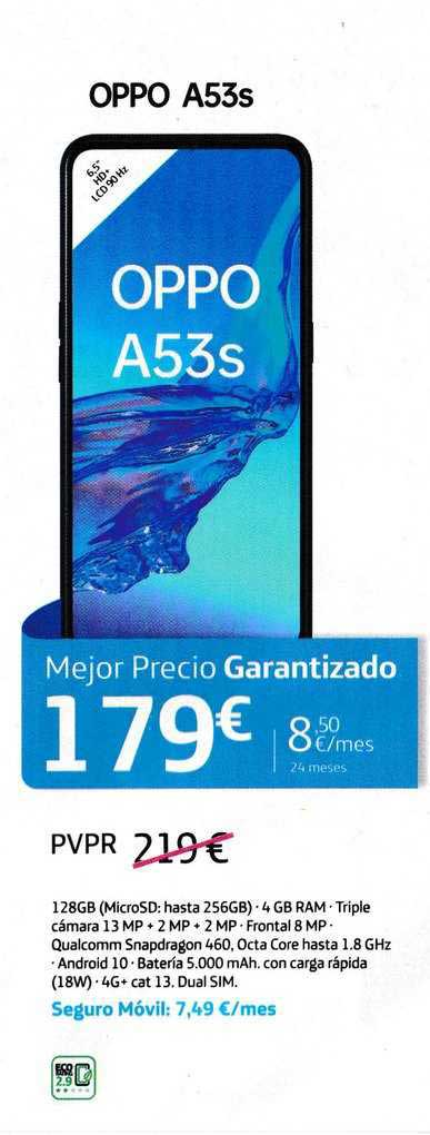 Movistar Oppo A53s