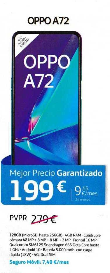 Movistar Oppo A72