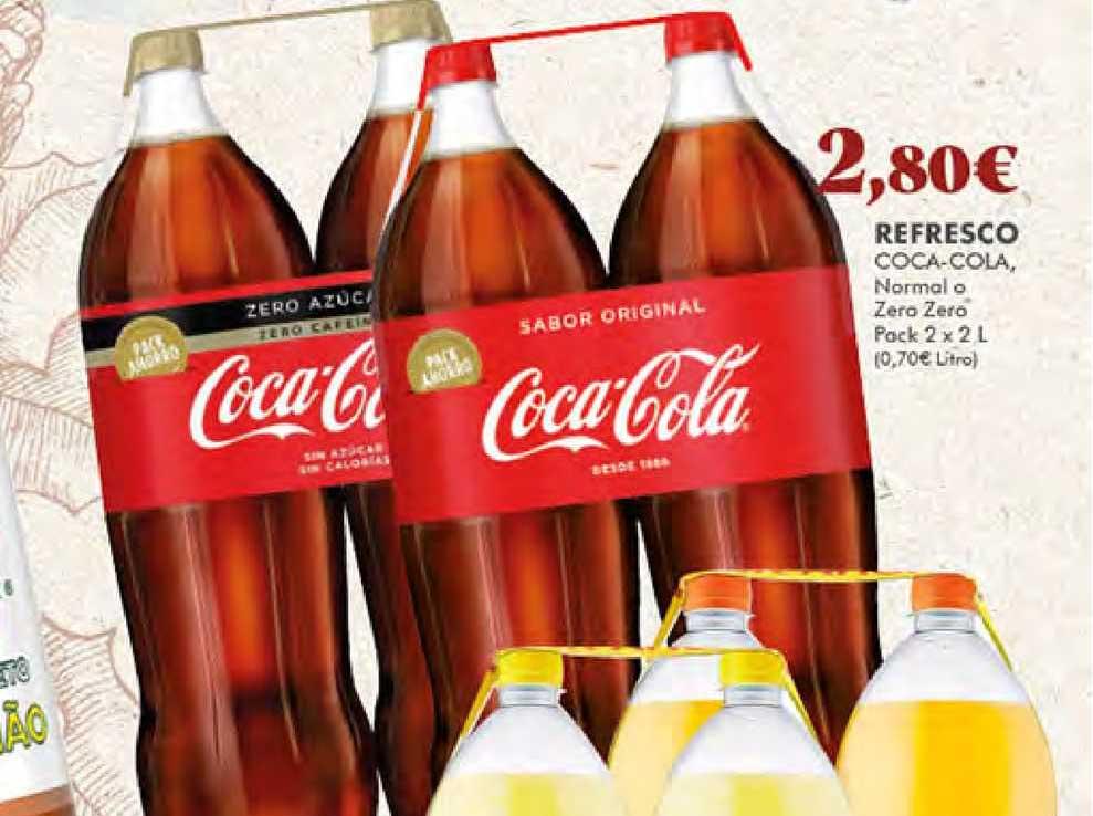 Gadis Refresco Coca Cola