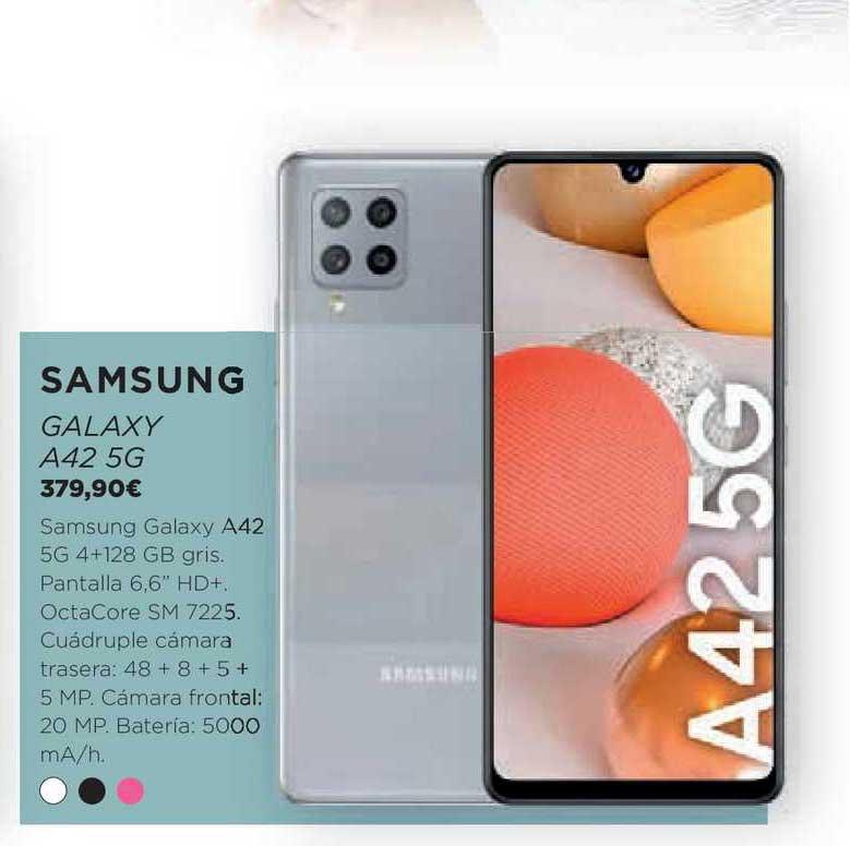 El Corte Inglés Samsung Galaxy A42 5g