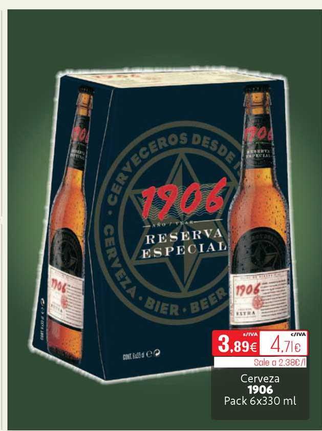 Cuevas Cash Cerveza 1906