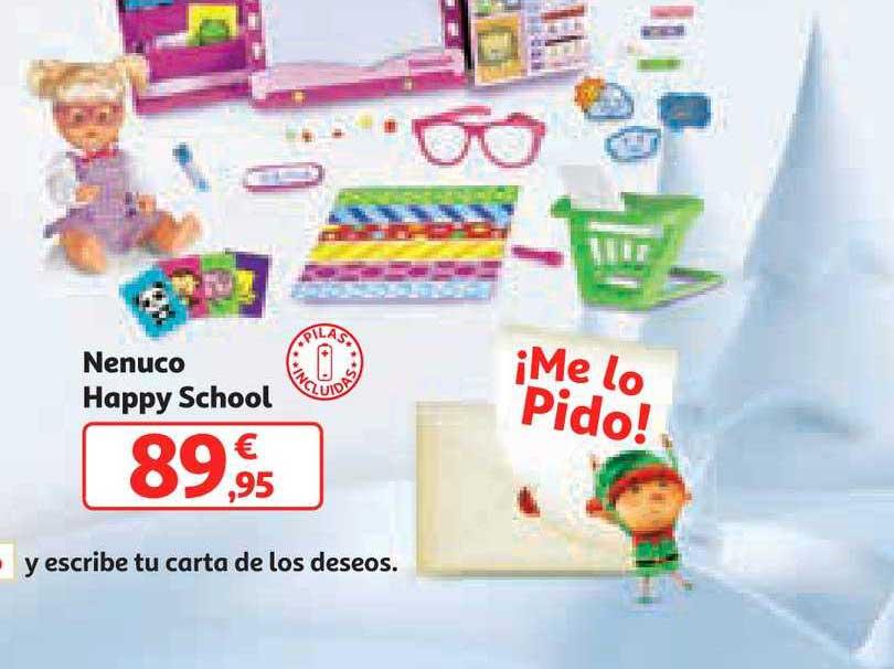 Alcampo Nenuco Happy School